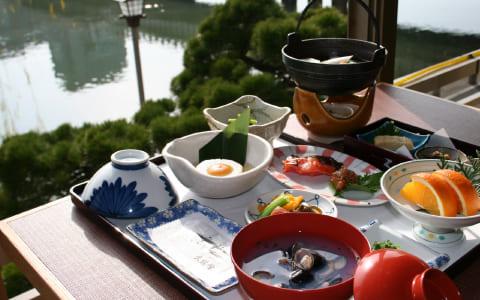 ご朝食例01