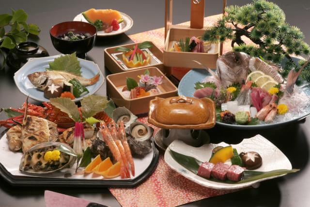 ご夕食例01